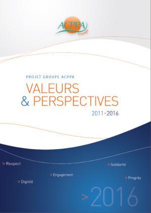 Valeurs et Perspectives